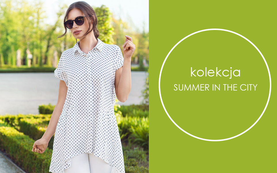 Kolekcja SUMMER IN THE CITY